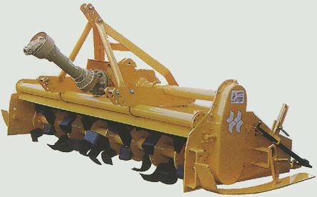 Howard Road Bed Soil Mixer - Rotavator